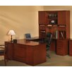 <strong>Sorrento Series Typical Standard Desk Office Suite</strong> by Mayline Group