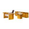 Mayline Group Napoli Series Standard Desk Office Suite