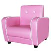 <strong>All 4 Kids</strong> Kids Toddler Retro Sofa Couch Chair