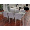 <strong>Reflective 80cm x 150cm Dining Table</strong> by R+V Living