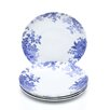 "Paula Deen Tatnall Street 11.8"" Dinner Plate (Set of 4)"