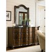Paula Deen River House 9 Drawer Dresser