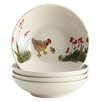 "<strong>Paula Deen</strong> Southern Rooster 4.3"" Fruit Bowl (Set of 4)"