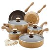 <strong>Paula Deen</strong> Signature 15-Piece Cookware Set