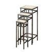 4D Concepts 3 Piece Nesting Tables