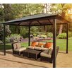 "STC Madrid Four Season 9' 6"" H x 10' W x 13' D Gazebo"