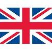<strong>NMR Distribution</strong> UK Flag Tin Sign Graphic Art