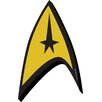 NMR Distribution Star Trek - Crest Magnet