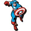 <strong>NMR Distribution</strong> Marvel - Captain America Magnet