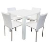Lilly 5 Piece Dining Set By Designs