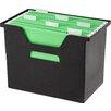 Iris Desktop File Box (Set of 4)
