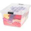 Iris Buckle Down Storage Box (Set of 6)