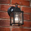 Endon Lighting 1 Light Semi-Flush Wall Lantern