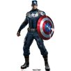<strong>Advanced Graphics</strong> Captain America - CA2 Winter Soldier Cardboard Stand-Up