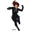 <strong>Advanced Graphics</strong> Black Widow - CA2 Winter Soldier Cardboard Stand-Up