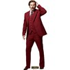"""Advanced Graphics Ron Burgundy from """"Anchorman 2"""" Cardboard Stand-Up"""