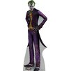 Advanced Graphics The Joker - Arkham Asylum Game Cardboard Standup