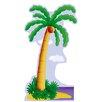 Advanced Graphics Cardboard Cartoons Palm Tree Standup