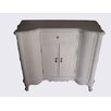Tiffany French Interiors 2 Door / 1 Drawer Cabinet