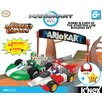 Bowser's Castle: Mario and Luigi at the Starting Line Building Set