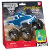 Monster Jam Grave Digger Legend Building Set