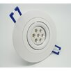 <strong>LED Australia</strong> G50 LED 9cm White Round Tilt Fitting Recessed Downlight 15.5W