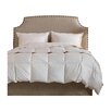 Down Inc. Organic Cotton Down Filled Fall Weight Duvet Insert