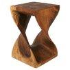 Strata Furniture Twist End Table
