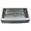 "<strong>Kraus</strong> 35.88"" x 20.75"" Farmhouse Kitchen Sink"