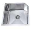 "<strong>23"" x 18.75"" Undermount Kitchen Sink</strong> by Kraus"