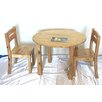 <strong>Medium Table and 2 Chairs Set</strong> by Q Toys