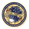 <strong>Euroquest Imports Polish Pottery</strong> Pattern DU8 12 oz. Rimmed Bowl