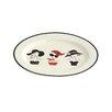 """Woodard & Charles Meet the Ladies 14"""" Oval Platter"""