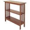 "Manchester Wood Console 30"" Bookcase"
