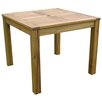 Lucas Square Table 90cm Pacific Outdoor Furniture
