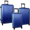 Nautica Ahoy Hardside 3 Piece Luggage Set