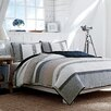 Nautica Tideway Cotton Quilted Reversible Bedding Collection