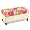 Eastern Accents Alexis Storage Chest Ottoman