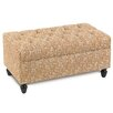 <strong>Eastern Accents</strong> Edith Fellows Storage Chest Ottoman