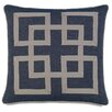 Eastern Accents Ryder Strauss Denim Graphic Accent Pillow