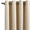 <strong>Downey Cyrus Straw Curtain Single Panel</strong> by Eastern Accents