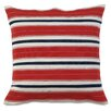 Eastern Accents Americana Forever Stripes Pillow