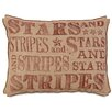 Eastern Accents Americana Forever Pillow