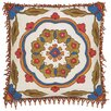 Eastern Accents Folkloric Moroccan Bloom Pillow