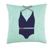 Eastern Accents Tropical Sun Bathing Pillow