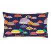 Eastern Accents Tropical Parasol City Pillow