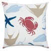 Eastern Accents Outdoor Beach Pillow
