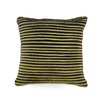 Eastern Accents Caldwell Polyester Jackson Square Decorative Pillow with Pleats
