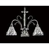 <strong>Hilight</strong> Asfour Lead Crystal 3 Light Chandelier 031-(B)-20