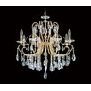 Asfour Lead Crystal 8 Light Chandelier 2013-26 Hilight